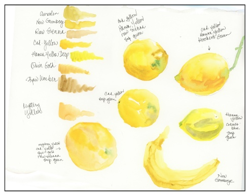 yellow studies (2 of 5)